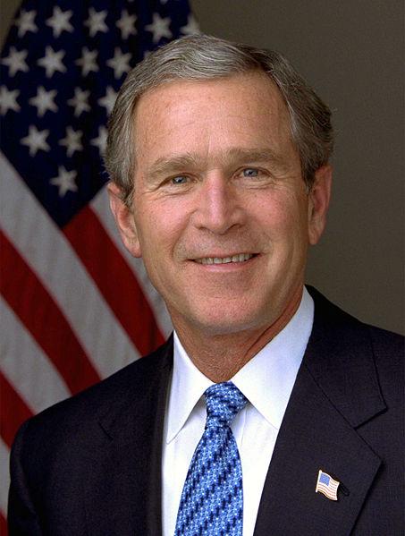 Mille mercis, président Bush - 17/03/2003