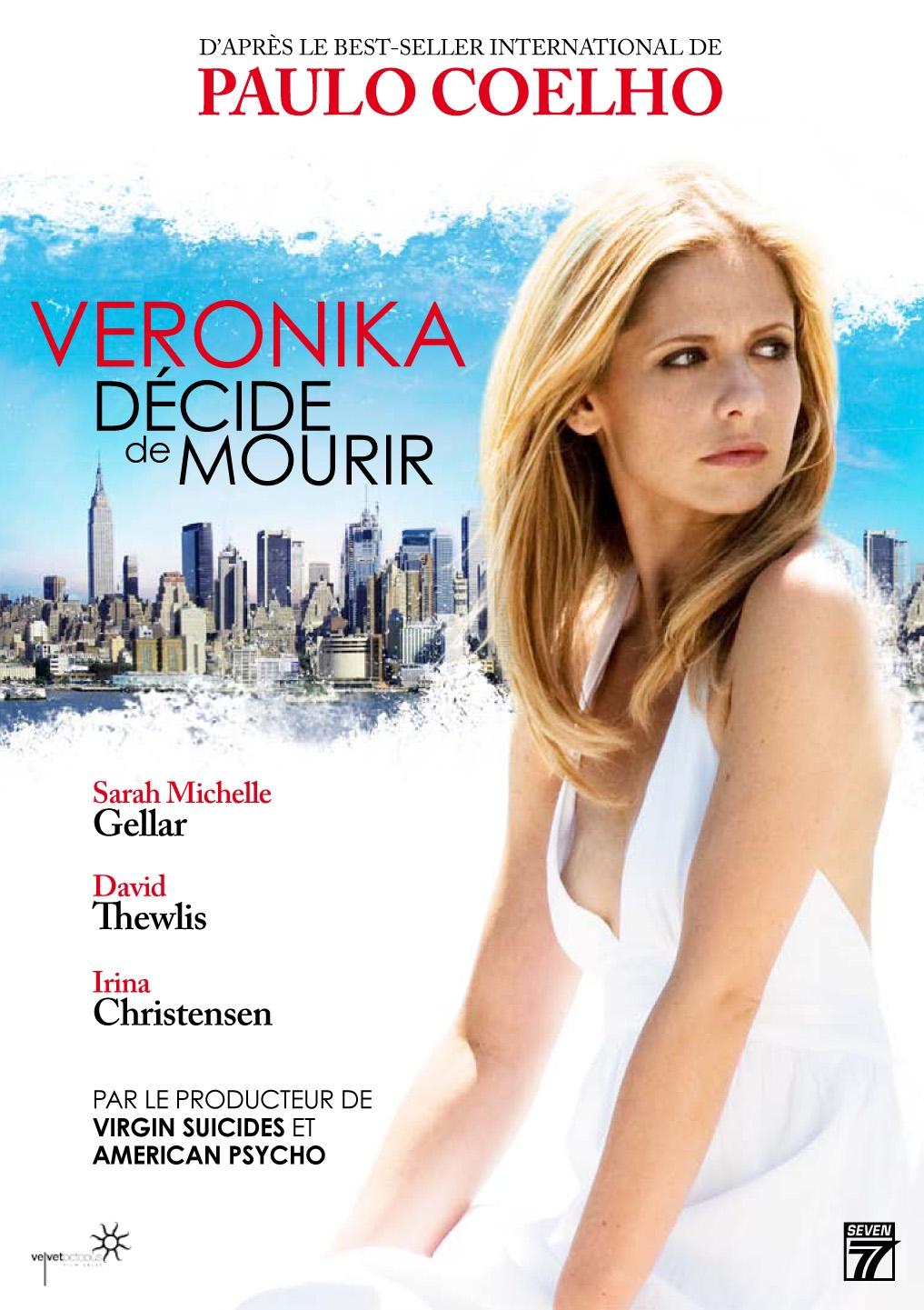 EXCLUSIF ! Véronika décide de mourir sortira en DVD en AVRIL 2010 !