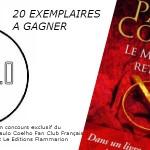 CONCOURS LE MANUSCRIT RETROUVE (Partenariat   Paulo Coelho Fan Club Français et Flammarion) 20 EXEMPLAIRES A GAGNER.